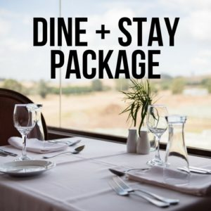 DINE AND STAY